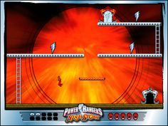 Power rangers ninja storm is a perfect entertaining game for you!
