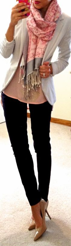 Top 25 Trendy Pink Work Clothes For Business Ladies (13) wonderful, i'm keen on your post. More