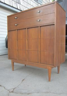 Mid Century Dresser and more $350 - Silverlake Los Angeles http://furnishly.com/mid-century-dresser-and-more.html