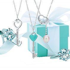 Tiffany Blue Ribbon Swarovski Bracelet, $15.53