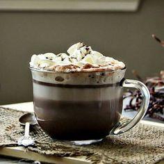 Nutella Cafe Latte #desserts #dessertrecipes #yummy #delicious #food #sweet