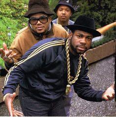 Run, DMC & Jam Master Jay