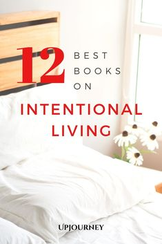 Looking for great resources about intentional living? Here are some of the best books that will guide you through minimalism, goal setting, living your life with purpose and mindfulness, and so much more. Books To Read In Your 20s, Books To Read For Women, Books For Moms, Best Books To Read, Good Books, Books For Self Improvement, Life Changing Books, Personal Development Books, 12th Book