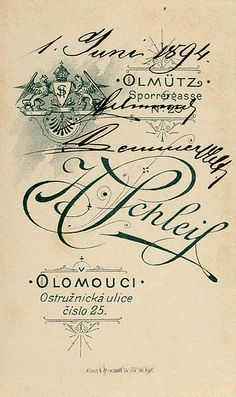 Typography from Czech Repulic