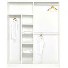 Wardrobe design - 1800mm