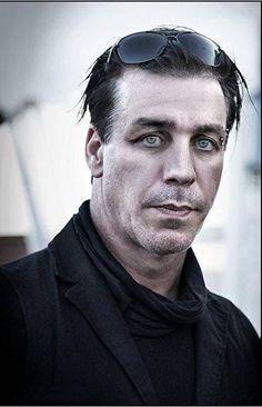 Till Lindemann from Rammstein **