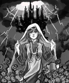 Elyon: the hidden princess by shamall0w on @DeviantArt