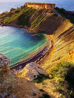 Golden Bay ♦ Malta | by Joe Cardona