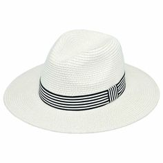 c835f08525868a Morsun Wide Brim Fedora Sun Hats for Women UPF 53 Roll Up Straw Panama  Beach .