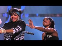 "Jasmine and Comfort Hip Hop ""Run The World Girls)"" SYTYCD Season 10"