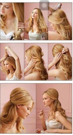 Blake lively type hairstyle