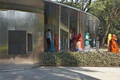 Nombre/ Visitor Centre at CSMVS.  Arquitectos/ RMA Architects.