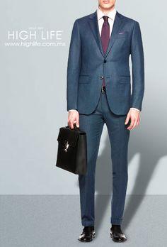 Haz de la elegancia una tradición. #HighLife