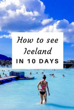 Iceland seems to be on everybody's bucket list these days, and for good reason. This small European country is incredibly easy to get to from North America or E