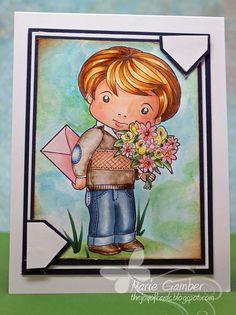 MarkerPOP Blog Secret Admirer Luka: Mini Video on Dark Blond Hair Color Combo - MarkerPOP Blog