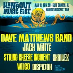 OMG, I WANT TO GO TO THIS BAD!!!!  DMB, String Cheese, Skrillex, STS9, Micheal Franti and more.  I think  I died and went to heaven!!