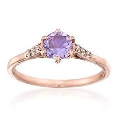 amethyst ring under 100 - Google Search