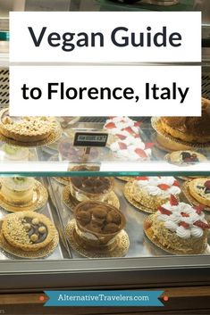 Florence is a great place for vegans, with an abundance of vegan, vegetarian, and vegan options. Read our vegan guide to Florence for the full list. Vegan Gelato, Vegan Tiramisu, Breakfast Restaurants, Easy Recipes For Beginners, Plant Based Eating, Vegetarian Recipes, Vegan Vegetarian, Vegan Food, Vegan Options