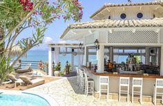 The #PoolBar of #DelfinoBlu host numerous unique moments. Do you remember yours? #Corfu