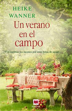 """""""Un verano en el campo es una novela acogedora y familiar aderezada con tartas, libros y animales de granja. Ideal para animar las vacaciones de verano."""""""