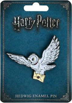 Collectables - Harry Potter - Hedwig Enamel Pin