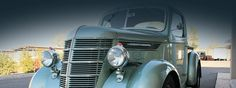 1938: International Inheritace - Trail by International Trucks