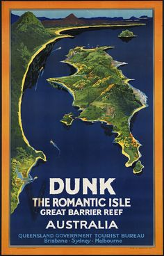 Gems: Vintage Travel Posters