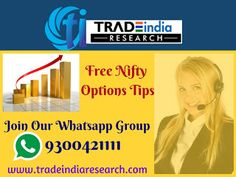 Stock Index Services: Free Nifty Option Tips