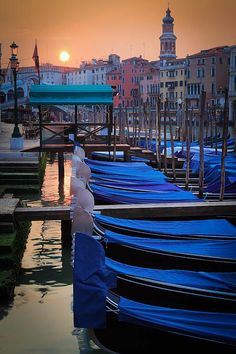 Un tramonto... serenissimo!  Venezia, Italia