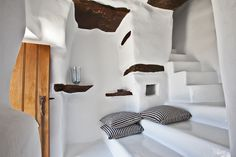 The white rustic architecture has been kept untouched, while adding all the modern facilities to provide luxury and charm.