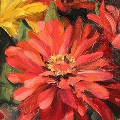 bright, original oil painting by kim smith