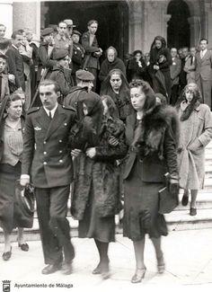 Spain - 1939. - GC - Funeral García Morato