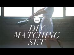 ▶ How to Make a Matching Set - YouTube