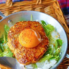 ふわふわ美味しい!ヘルシー♪豆腐入りつくね丼のレシピ☆彡 - 暮らしニスタ
