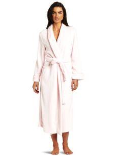 Stan Herman Women`s Shawl Collar Robe $27.27