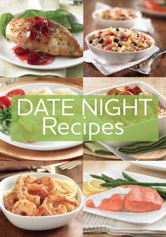 Perfect for two. Find your favorite recipes for tonight...
