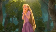 I got Rapunzel! Which Disney Character's Magic Do You Wield? | Oh My Disney