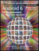 Android for Programmers, 3/e Cover