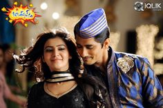 'JABARDAST' - the new buzz in the industry with SIDDHARTH and SAMANTHA deliver a stunner in this pakka romantic comedy entertainer directed by 'Ala Modalaindi' fame Nandini Reddy...