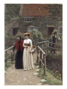 edmund blair leighton a wistful glance 1897.jpg