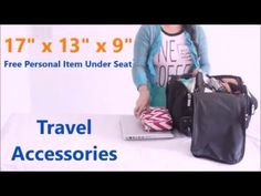 dfa70856265f BoardingBlue - Online Store - Luggage - Spirit Airlines Personal Item -  Carry on - Airlines