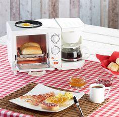 Amazon.de: Rosenstein & Söhne Kompakter 3in1-Frühstücksofen, 1.150 Watt