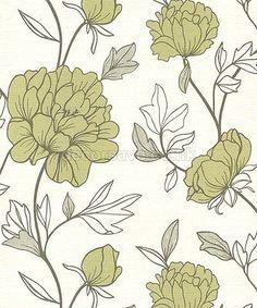 Casadeco Cleveland Wallpaper 16827116 - SAMPLE