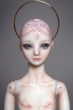 """༻✿༺ ❤️ ༻✿༺ """"SURVIVING"""" Doll*icious Beauty--ENCHANTED DOLLS by Marina Bychkova ༻✿༺ ❤️ ༻✿༺"""