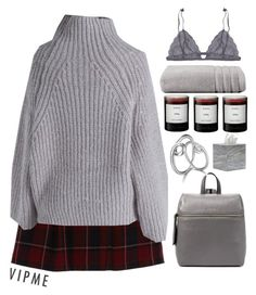 """""""#Vipme"""" by credentovideos ❤ liked on Polyvore featuring Naf Naf, Pigeon & Poodle, Forrest & Bob, Byredo, Christy, vintage, women's clothing, women, female and woman"""