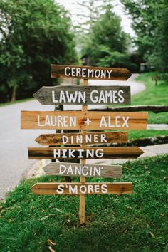 14 Backyard Wedding Decor Hacks for the Most Insta-Worthy Nuptials EVER via Brit. 14 Backyard Wedding Decor Hacks for the Most Insta-Worthy Nuptials EVER via Brit. 14 Backyard Wedding Decor Hacks for the Most Insta-Worthy Nuptials EVER via Brit Co Rustic Garden Wedding, Woodsy Wedding, Lakeside Wedding, Wedding Tips, Wedding Planning, Wedding Backyard, Cake Wedding, Lake Wedding Ideas, Trendy Wedding