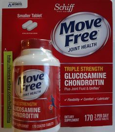 Schiff - Glucosamine Chondroitin, 170viên | Nước hoa chính hãng, Mỹ phẩm cao cấp, Cty Mỹ Kim