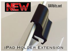 from uavbits.net #iPad holder extension for your #DJI #controller #UAV…