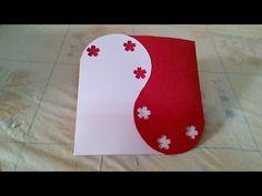 Vyrábíme s dětmi papírová srdíčková přáníčka