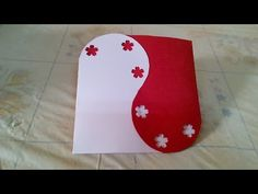 DIY Love Heart Greeting Card | How to make Valentine's Day Greeting Card | JK Arts 817 - YouTube